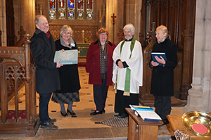Church Record presentation