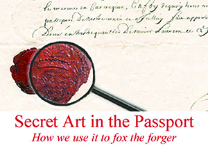 Secret Art Passport