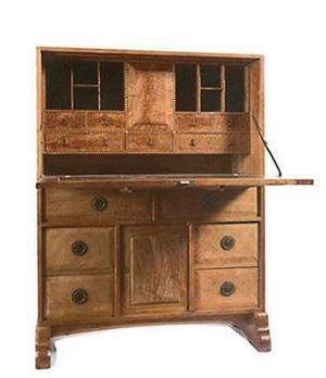 Cabinet at Rodmarton Manor