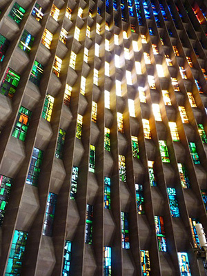 Stained Glass, Coventry Cathedral