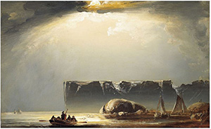 The North Cape, 1853